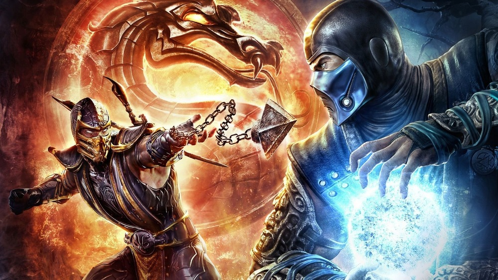Mortal Kombat - Scorpion vs. Sub-Zero