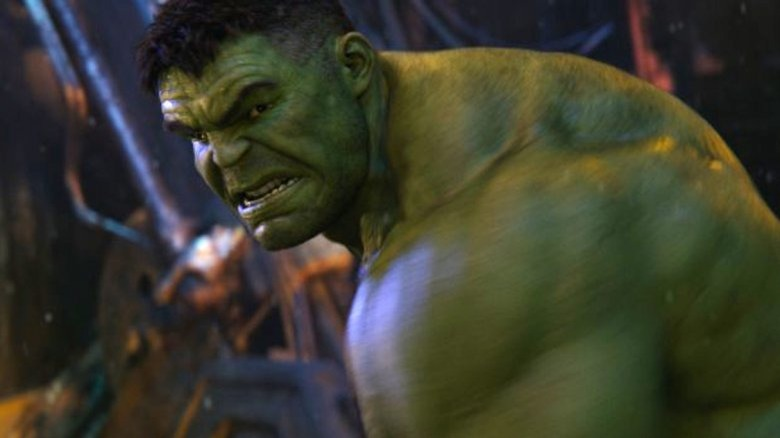 Why Bruce Banner can't become the Hulk in Infinity War