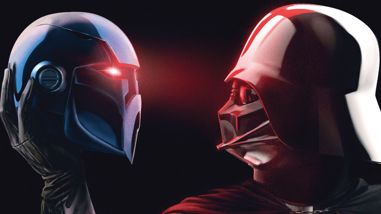 Darth Vader and the Mask of Momin