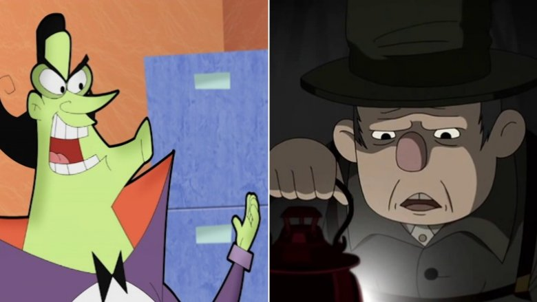 Cyberchase/Over the Garden Wall