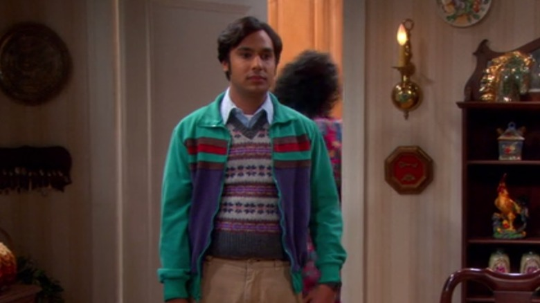The reason you never got to see Mrs. Wolowitz on The Big Bang Theory