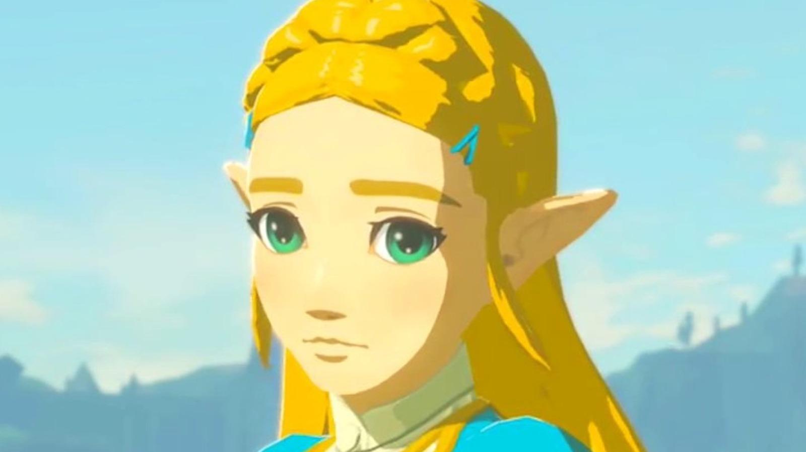 The Stunning Transformation Of Princess Zelda