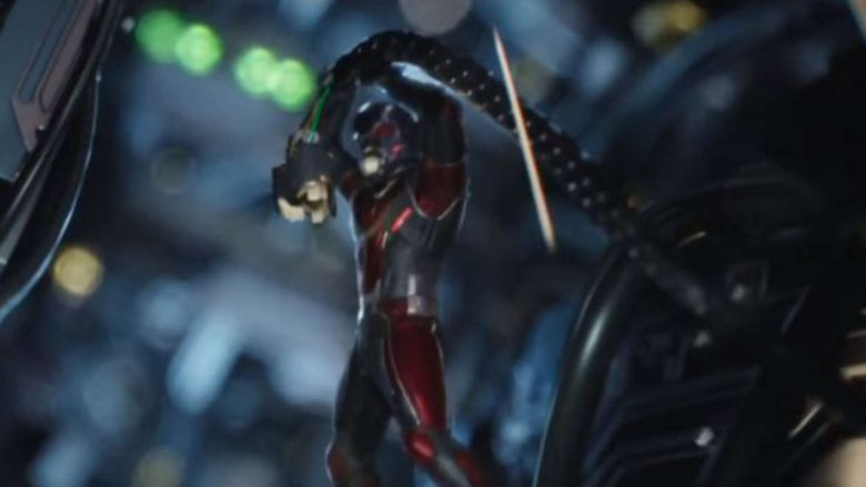 Ant-Man in Captain America: Civil War