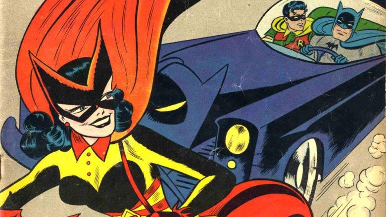 Batwoman, Kathy Kane