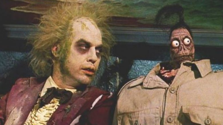 Michael Keaton in Beetlejuice