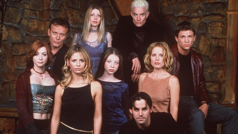 The Untold Truth Of Buffy The Vampire Slayer
