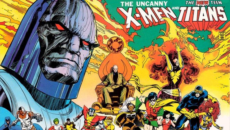 X-Men and Teen Titans