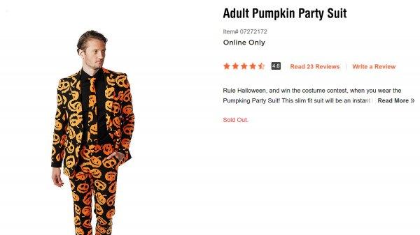 The Untold Truth Of David S Pumpkins