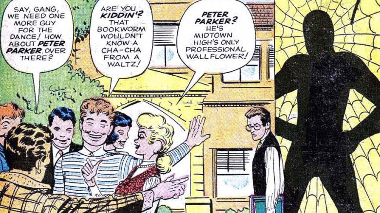 The untold truth of Flash Thompson
