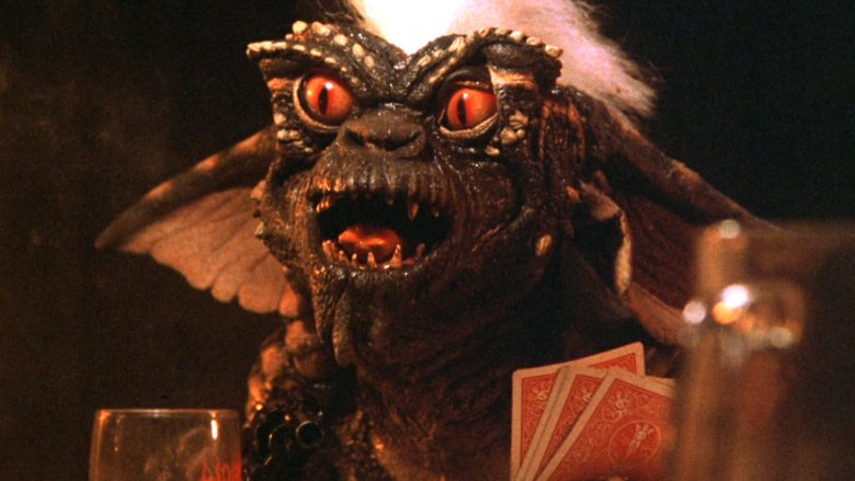gremlins with puppets