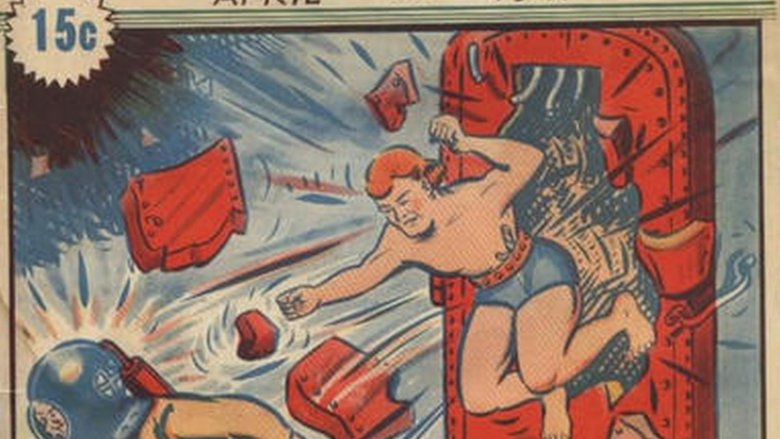 Better Comics #2, Maple Leaf Publishing 1941