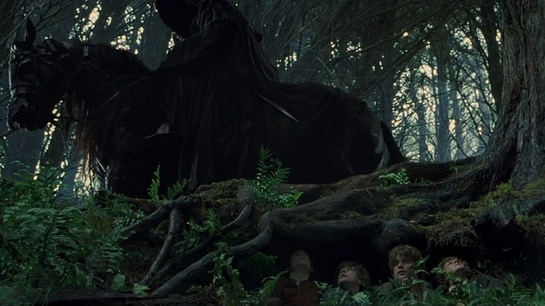 Scene from The Lord of the Rings
