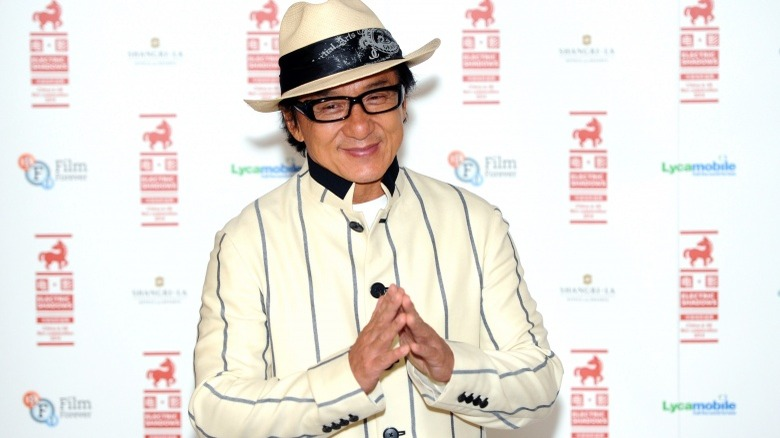 The Untold Truth Of Jackie Chan