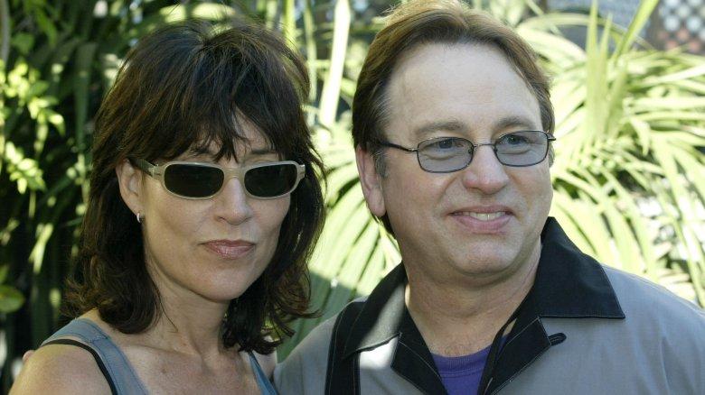Katey Sagal and John Ritter