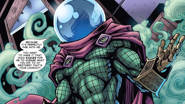 Francis Klum Mysterio