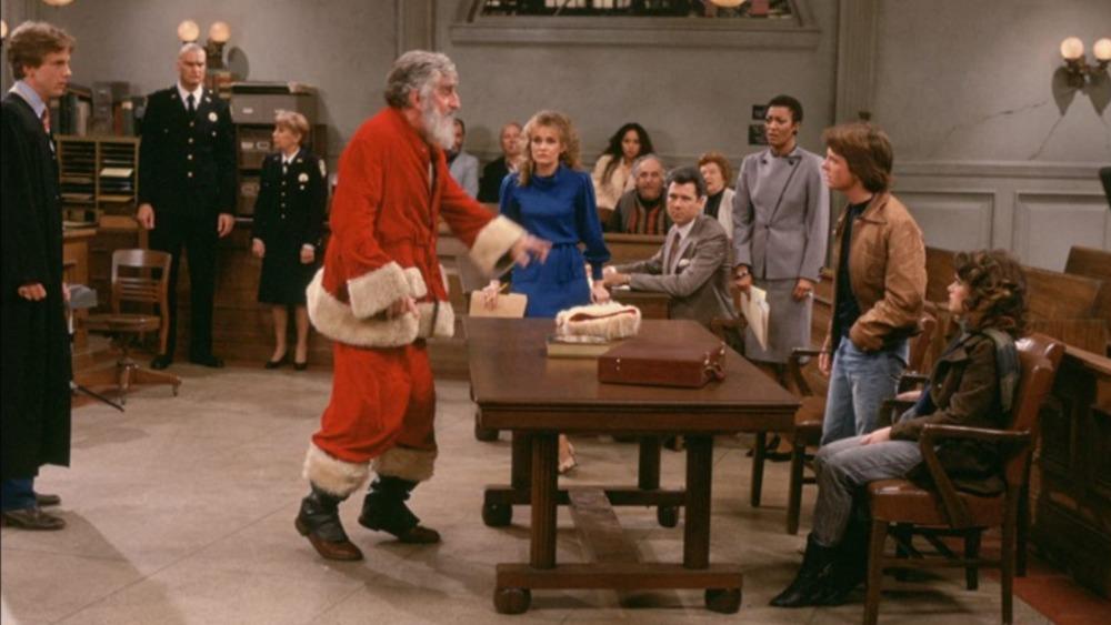 Santa Claus Night Court