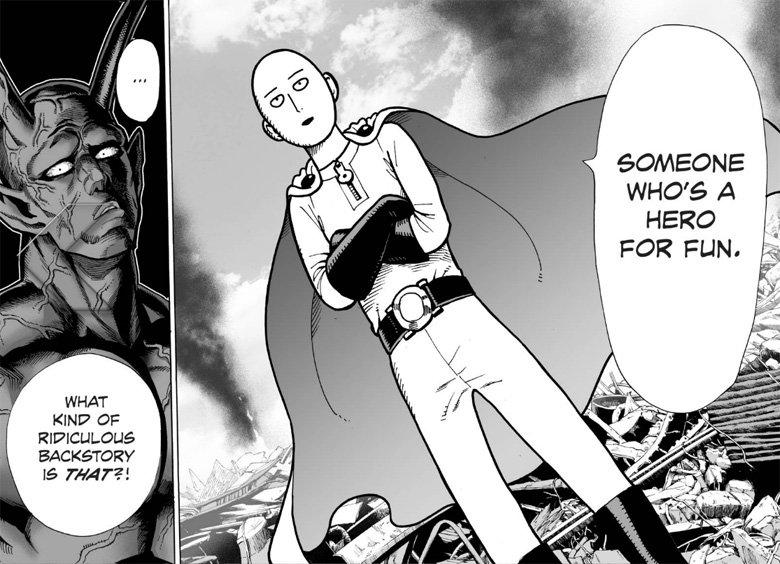 the hero one punch man single