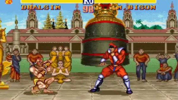 The untold truth of Street Fighter