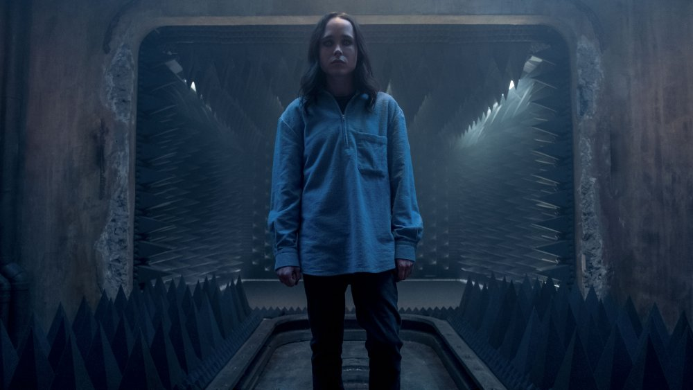 Ellen Page in The Umbrella Academy