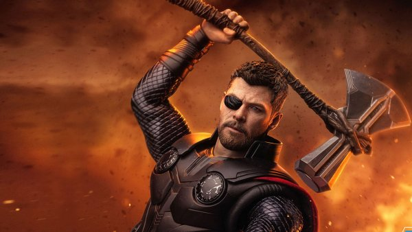 The untold truth of Thor's new hammer Stormbreaker