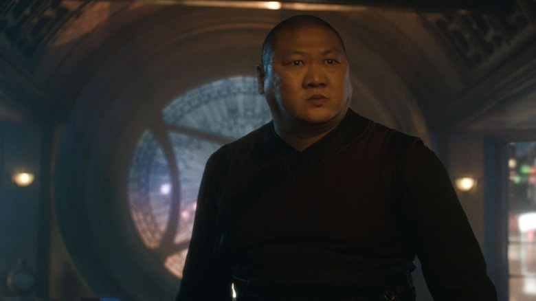 Benedict Wong in Doctor Strange