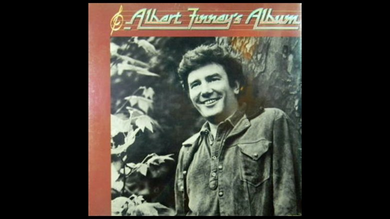 Albert Finney's Album cover art