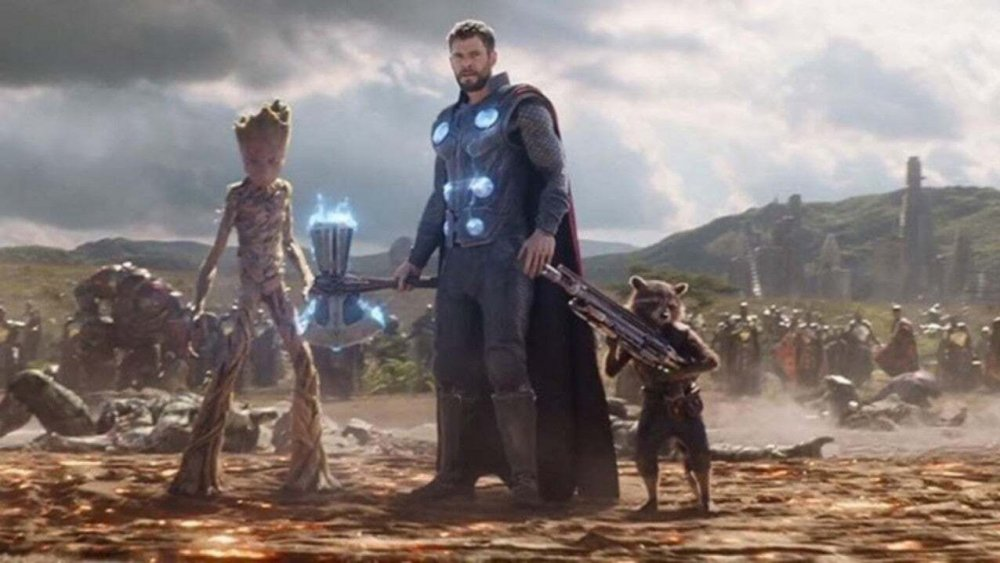 MCU's Avengers: Infinity War