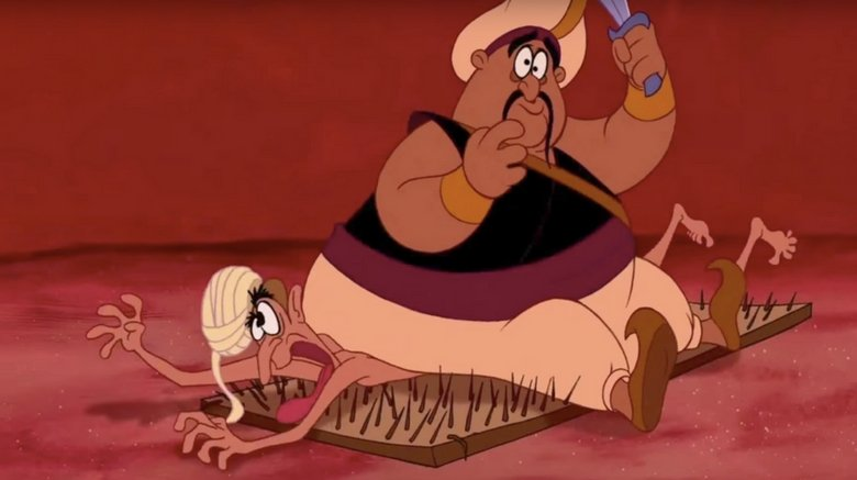Sexual references in disney movies aladdin