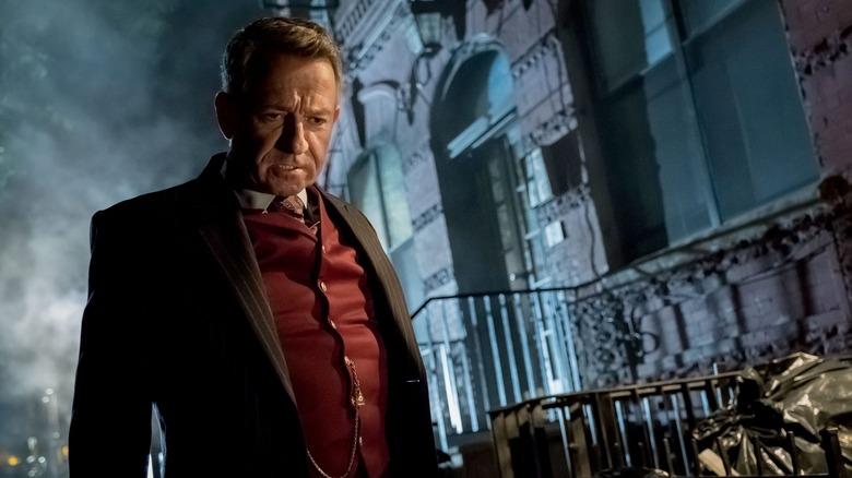 Scene from Gotham