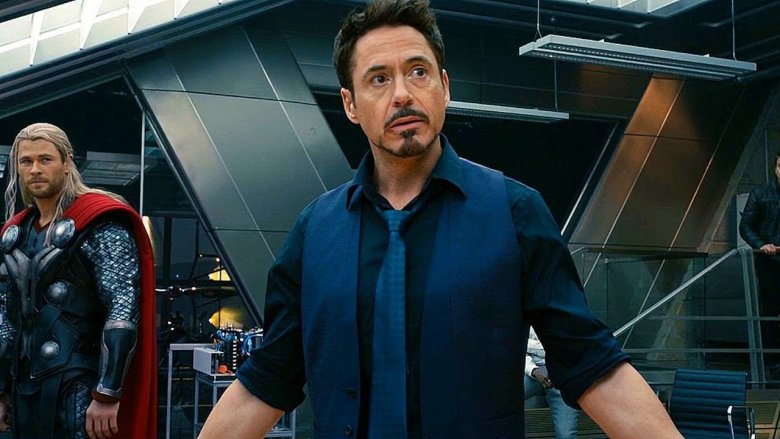 Robert Downey Jr. in Avengers: Age of Ultron
