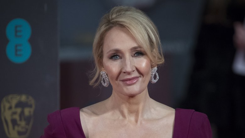 J.K. Rowling's biggest regrets about Harry Potter