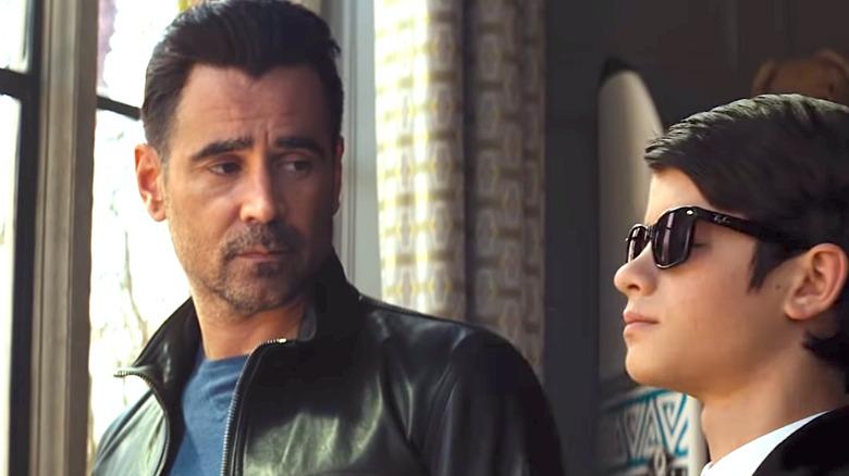 Colin Farrell and Ferdia Shaw