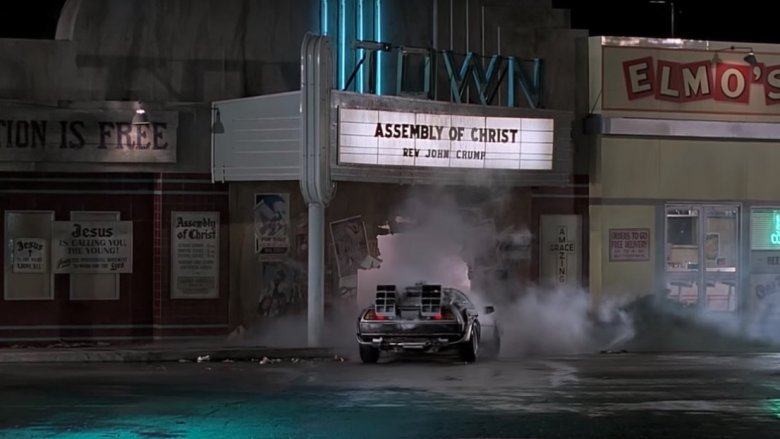 Hill Valley Town Theater