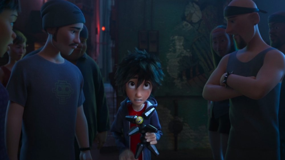Things Only Adults Notice In Big Hero 6
