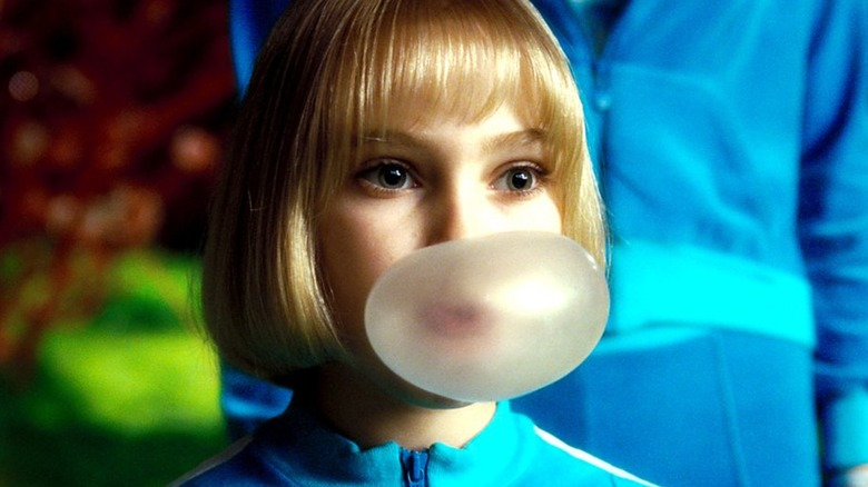 AnnaSophia Robb in Charlie and the Chocolate Factory
