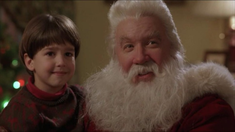 What kids never notice in The Santa Clause