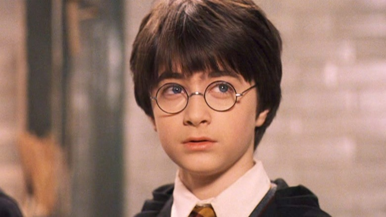Harry Potter details that make no sense
