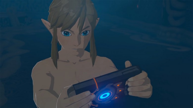 Things that were almost in Breath of the Wild