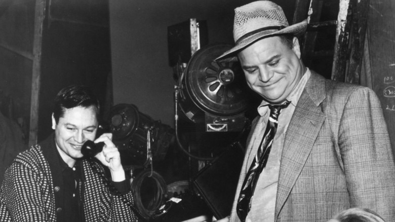 Roger Corman and Don Rickles