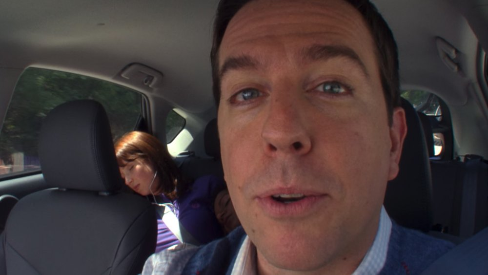 Ed Helms, Ellie Kemper, and Mindy Kaling in The Office