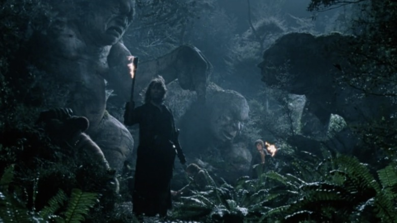Lord of the Rings Hobbit trolls