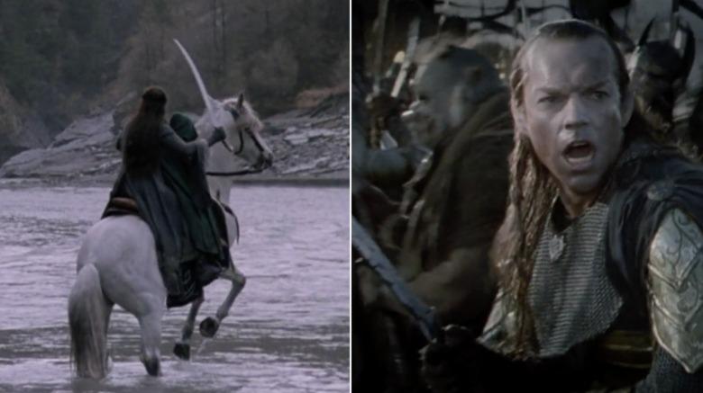 Lord of the Rings Arwen sword