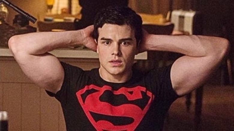 Titans Is About To Introduce Major Superman Characters Ew has learned that australian newcomer joshua orpin has been cast as superboy, a.k.a. introduce major superman characters