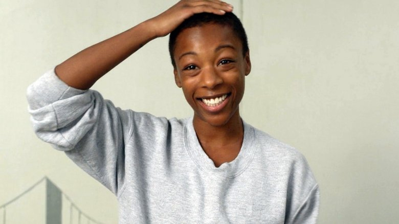 Samira Wiley as Poussey Washington