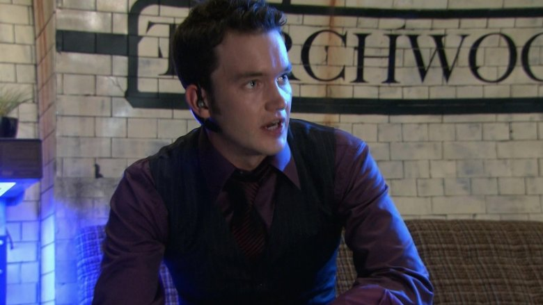 Gareth David-Lloyd as Ianto Jones