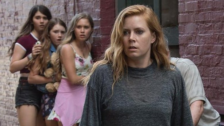 The cast of Sharp Objects