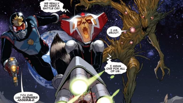 Untold truth of Rocket Raccoon