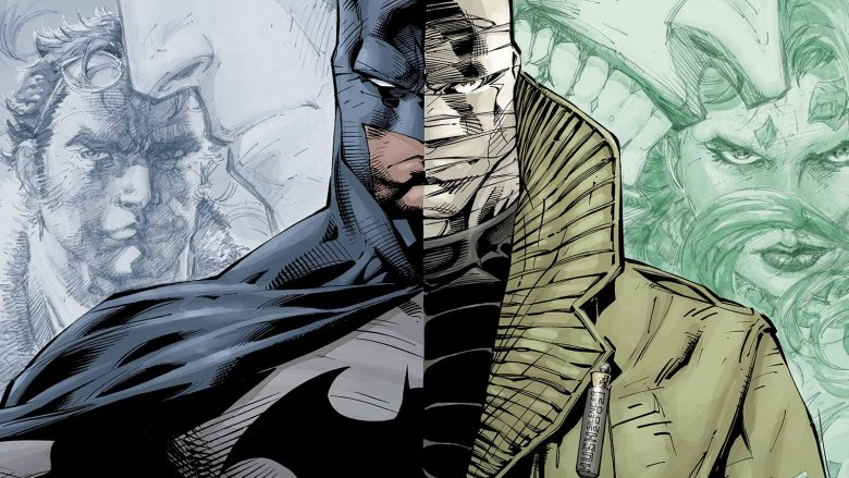 Batman Hush, DC, comic book