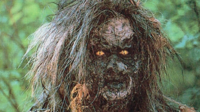 The Evil Spirit from 'Eyes of Fire'