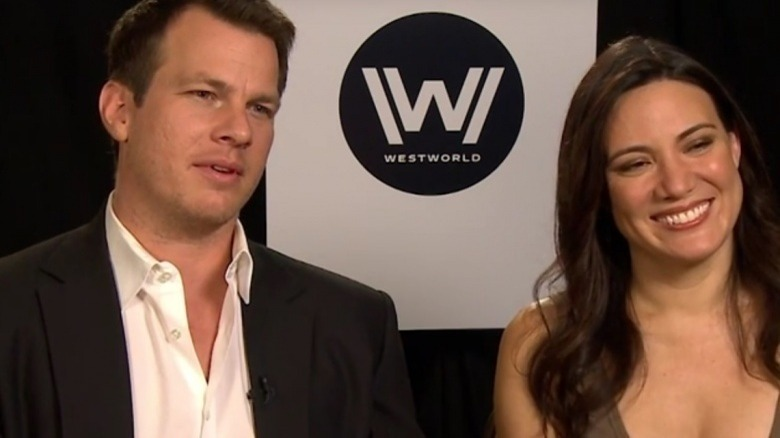Jonathan Nolan and Lisa Joy